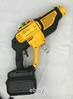 DEWALT DCPW550B 20V 550 PSI 1.0 GPM Water Cordless Electric Power Cleaner LN