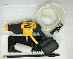 DEWALT DCPW550B 20V 550 PSI 1.0 GPM Water Cordless Electric Power Cleaner VG