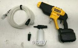 DEWALT DCPW550B 20V 550 PSI 1.0 GPM Water Cordless Electric Power Cleaner VG M