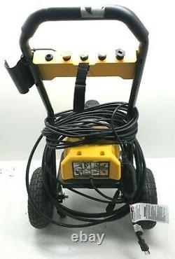 DeWalt DWPW2400 13 Amp 2400 PSI 1.1 GPM Cold-Water Pressure Washer, GR, M