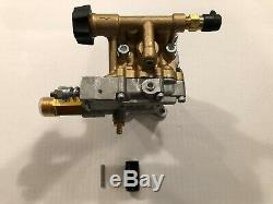 Dewalt DXPW3425 3000 PSI Pressure Washer Pump 3/4 Shaft New Free Key