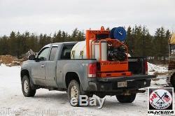 Easy Kleen 3500PSI 4GPM Hot Water Pressure Washer, 14HP Kohler Skid Pickup Truck