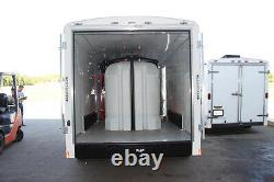 Easy-kleen Pressure Washer Trailer Package, Hot Water, Fully Enclosed Insulated