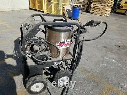 Electric Hot-Water Pressure Washer, 120V