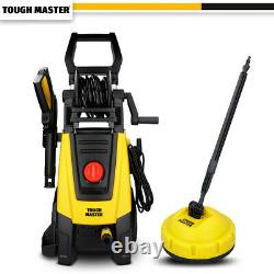 Electric Pressure Washer High Power Jet 2320 PSI/160 BAR Water Wash With Patio