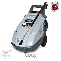 Eolo Lpd03 Professional High-pressure Washer With Hot Water 150 Bar