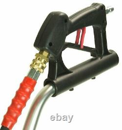 Erie Tools 39 Water Broom for Hot and Cold Water Pressure Washer