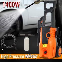 High Pressure Spray Gun Detergent Bottle Turbo Water Hose Car Washing Machine