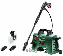 High Pressure Washer Compact Portable Electric Bosch Power Water Jet Wash 110