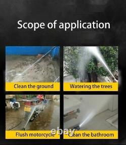 High Pressure Washing Machine 2000W Home Car Washing Induction Water Pump