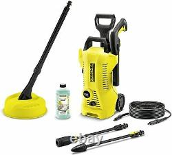 Home Pressure Washer Full Control Water Cleaner High Spray For Wash