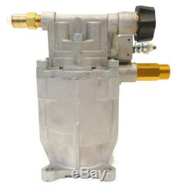 Horizontal Pressure Washer Water Pump for Troy-Bilt 020242-02, 020242-04 Engines