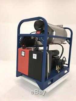 Hot/Cold Water Pressure Washer 6gpm/4000psi-new