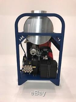Hot/Cold Water Pressure Washer 8gpm/3200psi-new