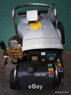 IDROBASE Stella Proffesional Hot Water Electric Pressure Power Washer Diesel Bur