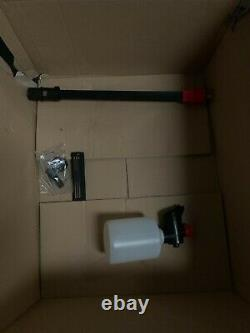 Interpump cleanmatic CL24 120 BAR hot water jet wash pressure washer