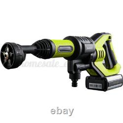 JIMMY High Pressure Handheld Wireless Car Washer Cordless Water Power Cleaner US