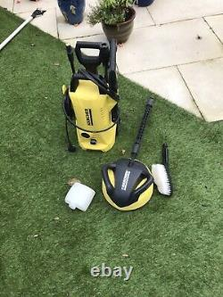 Karcher 16731220 K2 Compact Pressure Washer Yellow