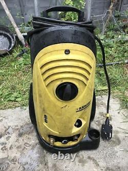 Karcher Cold Water HD 6/12-4C Pressure Washer- READ PLS