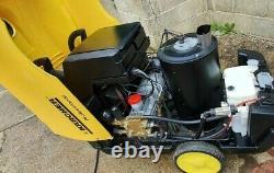 Karcher HDS 645-4 M Eco Hot Water Pressure Washer Professional Jet Wash 230V
