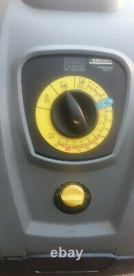 Karcher HDS 6/12 C Industrial/Commercial Hot/Steam Water Pressure Washer