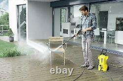 Karcher High Pressure 1400W Washer Jet Cleaner Home Floor Patio Car Wash