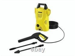 Karcher K2 Compact Pressure Washer Yellow