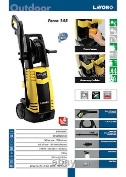 Lavor Force 145 Cold Water Pressure Washer