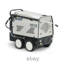 MAC Avant 12/100, 240V, Auto Hot Water Pressure Washer