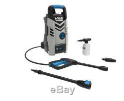 MacAllister High Pressure Washer Water Hose Spray Gun Electric Sprayer 1300W New