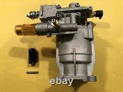 NEW WGCH2225-1 EXCELL 3000 PSI PRESSURE WASHER PUMP WATER PUMP FREE Shaft Key