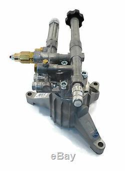 New 2400 psi ARPOWER PRESSURE WASHER WATER PUMP Troy-Bilt 020296 020296-0 -1
