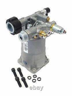 New 2600 PSI POWER PRESSURE WASHER WATER PUMP Mi-T-M CM-2200-0MVC CM-2203-0MHC