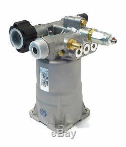 New 2600 PSI POWER PRESSURE WASHER WATER PUMP Mi-T-M WP-2408-S1HB WP-2500-4MHB