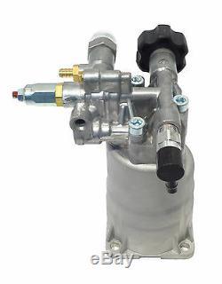 New 2600 psi PRESSURE WASHER Water PUMP Troy Bilt 190151GS RMV2.5G24D-ALM