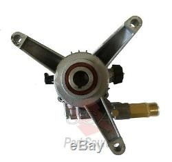 New 2700 PSI PRESSURE WASHER WATER PUMP Excell Devilbiss D2300B MV5760B