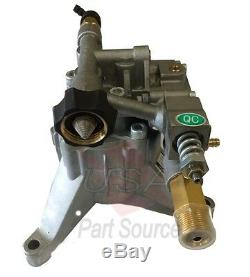 New 2700 PSI PRESSURE WASHER WATER PUMP fits Briggs & Stratton 020227