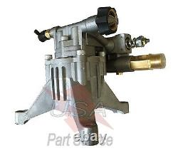 New 2800 PSI PRESSURE WASHER WATER PUMP Campbell Hausfeld PW205015LE