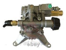 New 2800 PSI PRESSURE WASHER WATER PUMP Mi-T-M CV-2400-1MIC CV-2400-1MHC