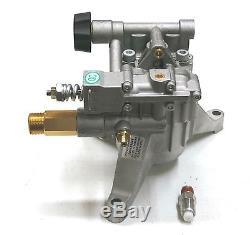 New 2800 psi POWER PRESSURE WASHER WATER PUMP Husky HU80722 HU80722A