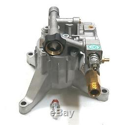 New 2800 psi POWER PRESSURE WASHER WATER PUMP for Black Max BM80913 BM80919