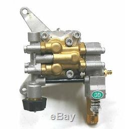 New 3100 PSI Upgraded POWER PRESSURE WASHER WATER PUMP KIT fits Husky HU80722