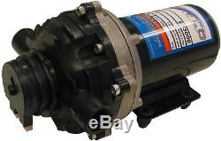 New 3.0 GPM 60 psi 12 Volt Diaphragm ON Demand WATER PUMP with Wire Power Harness