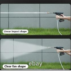 New High Pressure Car Power Washer Gun Water Foam Jet Spray Hose Nozzle Wand Kit