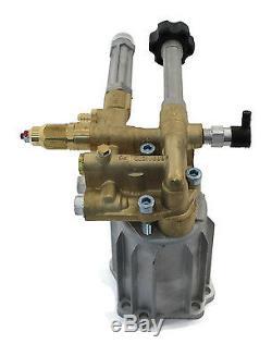 New OEM Briggs & Stratton 194059GS Pressure Washer Water PUMP 2.5 GPM 2600 PSI
