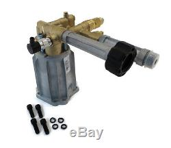 New OEM Briggs & Stratton 206376GS Pressure Washer Water PUMP 2.5 GPM 2600 PSI