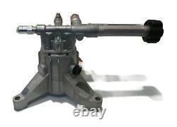 OEM AR 2600 psi POWER PRESSURE WASHER WATER PUMP Brute 020301-0 020338-0 Engine