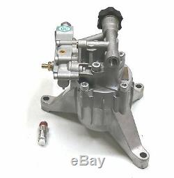 POWER PRESSURE WASHER WATER PUMP & SPRAY KIT Husky HU80709 HU80709A
