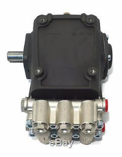 PRESSURE WASHER PUMP RG1528HN Annovi Reverberi AR 4000 PSI, 3.96 GPM Solid Shaft