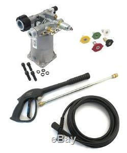 PRESSURE WASHER WATER PUMP & SPRAY KIT for Ridgid Blackmax Generac Husky Honda